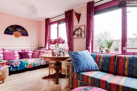 Nice B&B or rooms in The Hague - Den Haag
