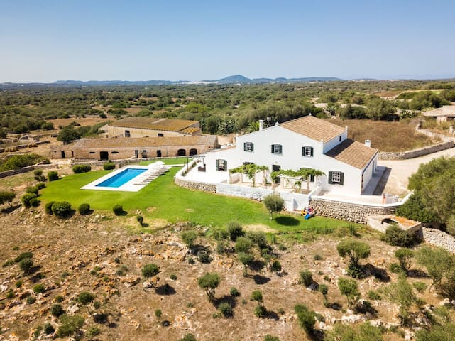 COUNTRY HOUSE IN MENORCA, SON COSTA