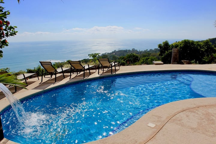 ONE MILLION DOLLAR OCEAN VIEW VILLA  DOMINICAL