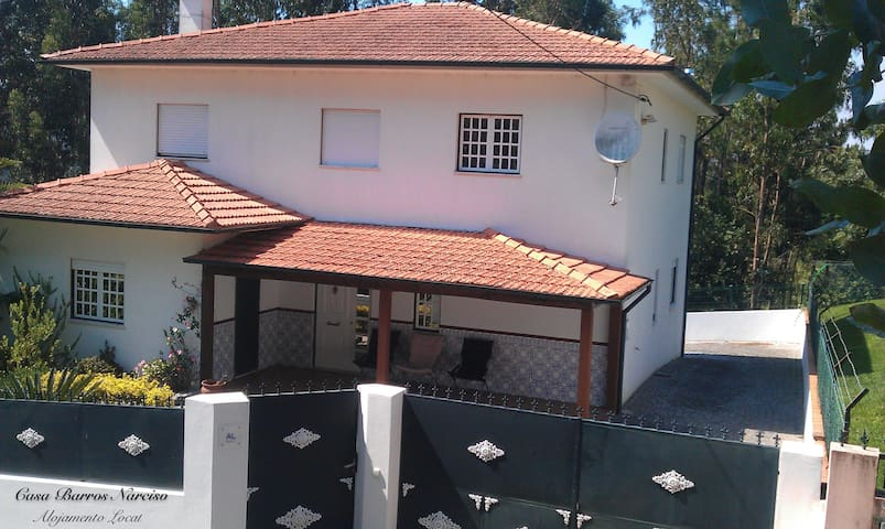 Casa Barros Narciso - Alojamento Local - Ponte de Lima - Дом