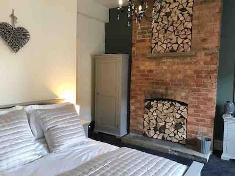 Charming 1bed luxury room in central Sleaford