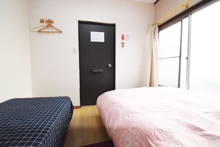 Akihabara 12min|DirectAirport|PrivateRoom|Max3|202