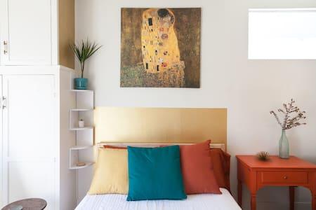 Coronado mid century modern private studio - Coronado - Bungalow