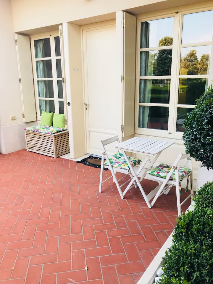 LOVELY APARTMENT IN THE HEART OF FRANCIACORTA