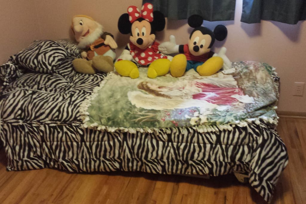 Optional Room w/Twin Bed, TV w/Direct TV, Access to internet, Large Closet