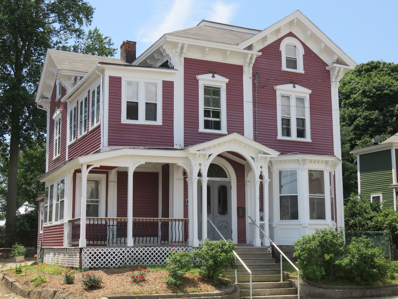 1873 renovated Victorian house
