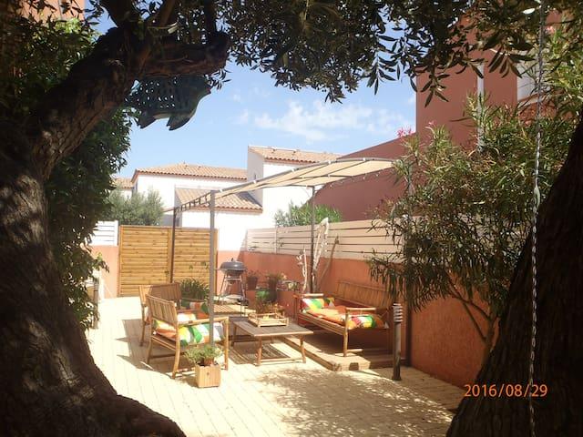 Superb Villa near the beach Canet and Perpignan