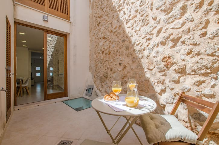 CAN SALROIG - Chalet for 3 people in Muro.