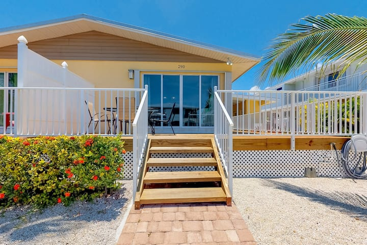 Dog-friendly waterfront home w/37.5-ft dock - shared pool & 2 private beaches!