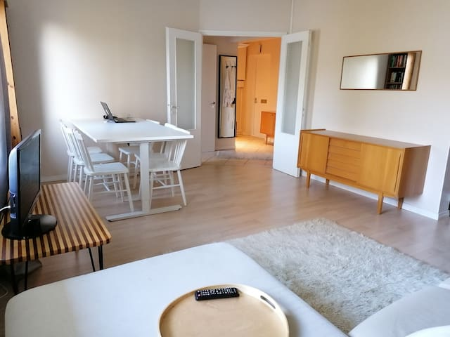 One-bedroom, centrum apartment
