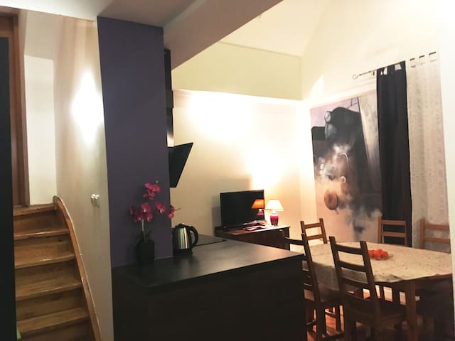 Gdansk Center Old Town Penthouse up to 10 guests