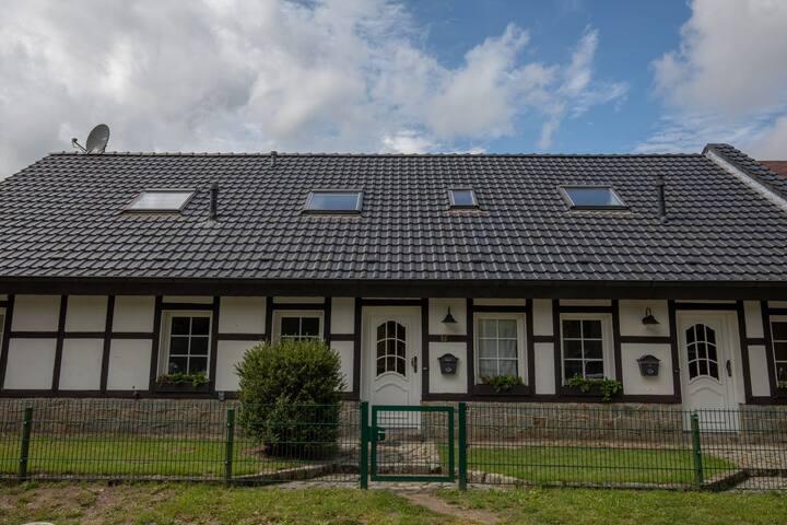 Ferienwohnung am Leizener Schloss