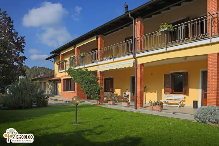 Lo Zigolo Bed and Breakfast - Villa - Roasio - House