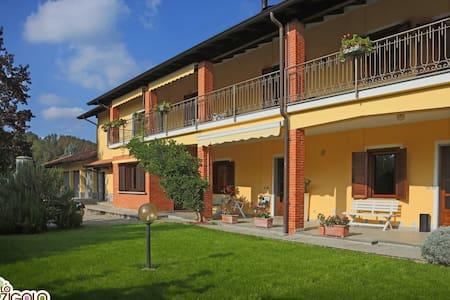 Lo Zigolo Bed and Breakfast - Villa - Roasio - Casa
