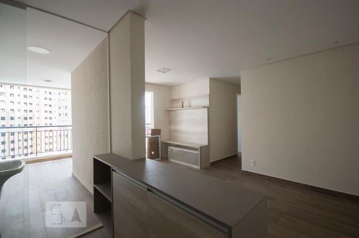 Apartamento Novo - 900mts do Mt. Praça da Árvore - São Paulo - Leilighet