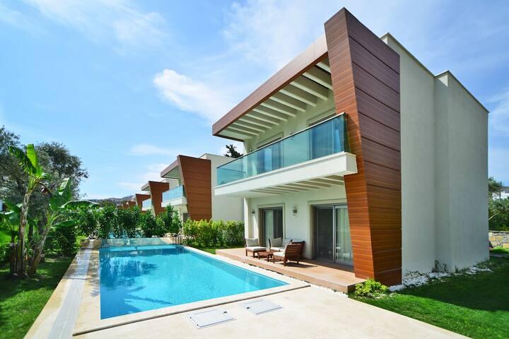 Villa Olives (2+1) - Göltürkbükü - Appartamento