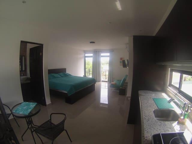 Estudios cómodos, modernos y seguros. - Guanacaste - Appartement