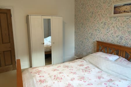 Room available with friendly family - House