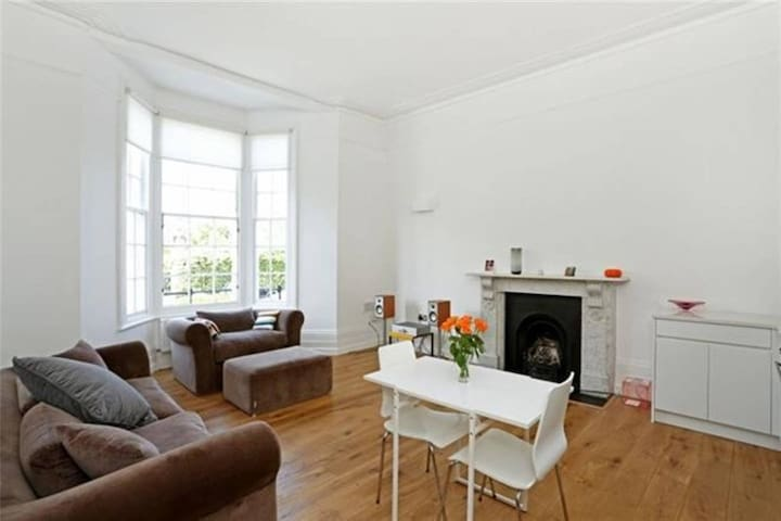 Huge room in regency property by river in Chiswick - Londen - Appartement