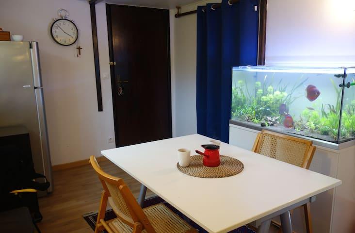 Appartement 35m2 - Proche de Paris - Juvisy-sur-Orge - Byt
