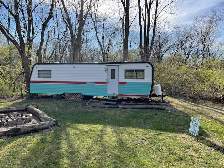 Echo House Urban Farm Camping