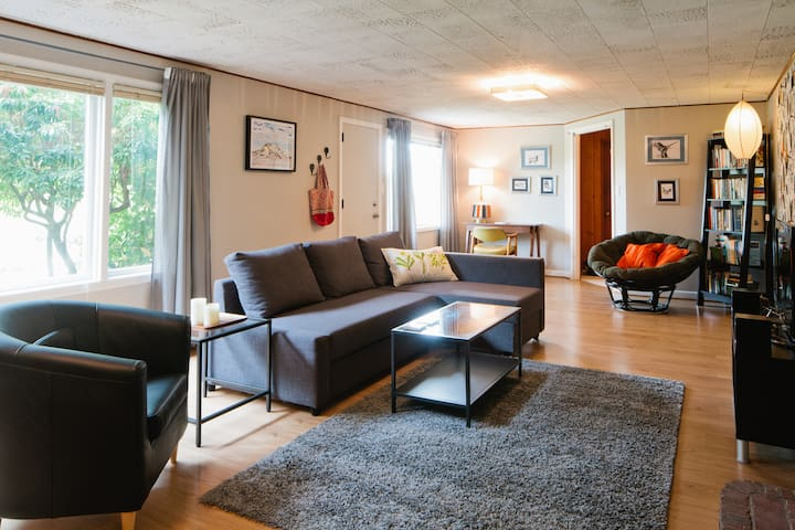 Spacious Woodlawn Suite - Portland - Ev