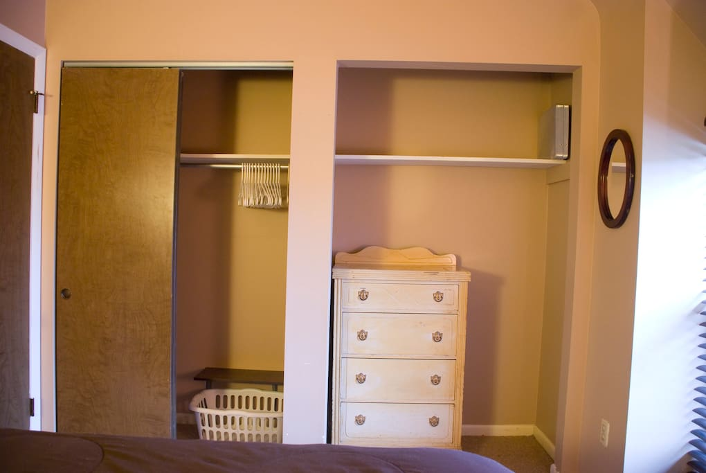 Bedroom Closets Dresser