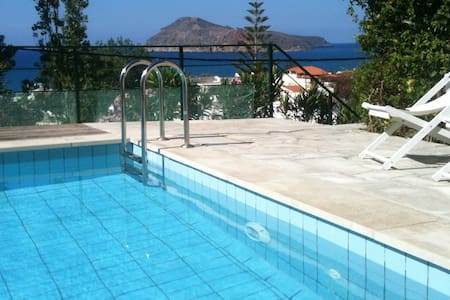 Pelagos Holidays 2, with seaview - Platanias
