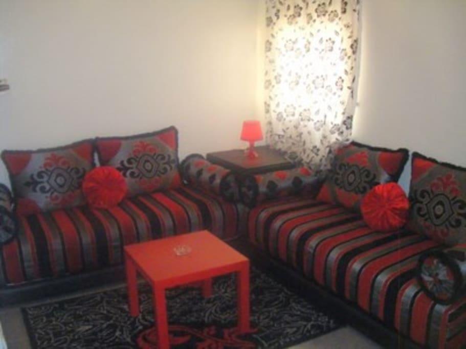 CASABLANCA full apartment + WIFI