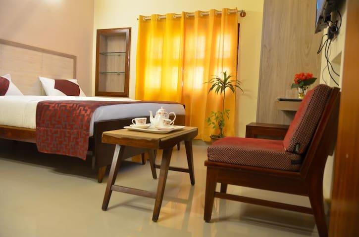DBR (Double Bedroom)