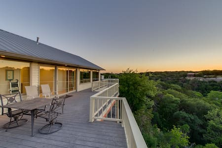 Lake Whitney Star&Water Views BnB - Clifton - Aamiaismajoitus