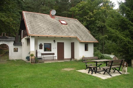 Lovecká chata - Malá Skála - Chatka