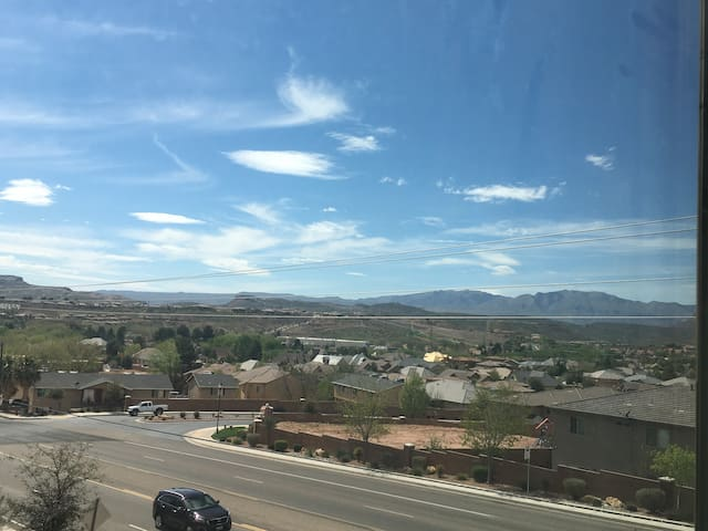 Room with a View - St. George