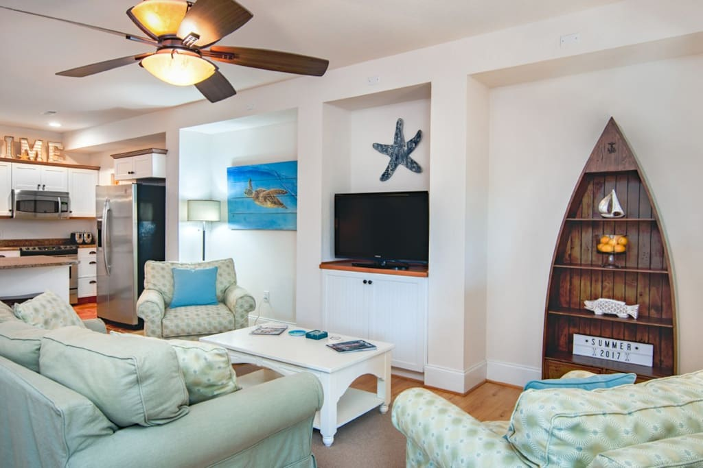 VP101: Swell Time   Living Area