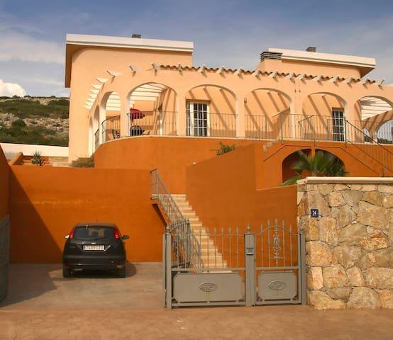 Villa Samuel, Peniscola, Castellon - Peñíscola - Casa