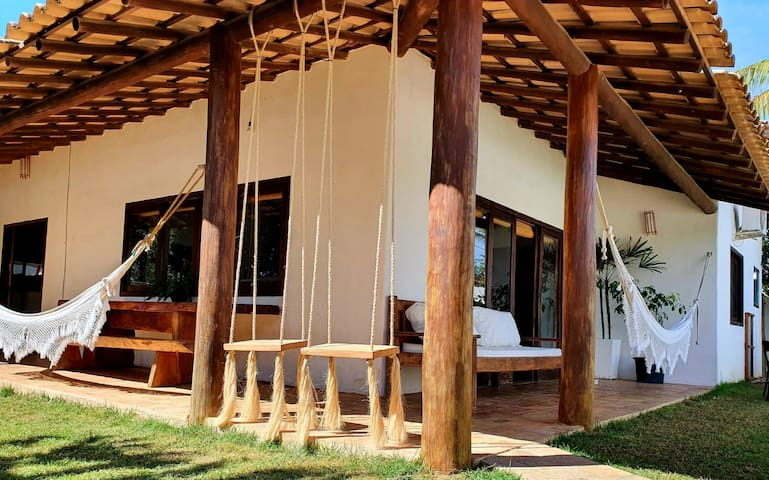 Casa Raoni Trancoso nature and business