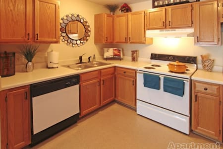 Convenient, clean, and cozy - Murfreesboro - Byt