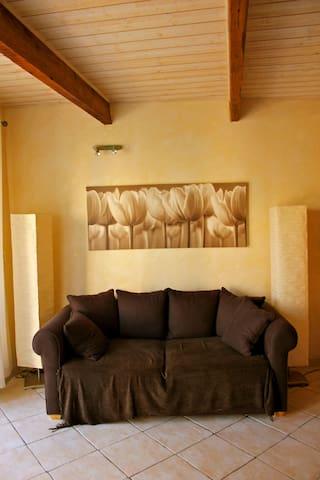 Petite maison en Provence - La Fare-les-Oliviers - Huis