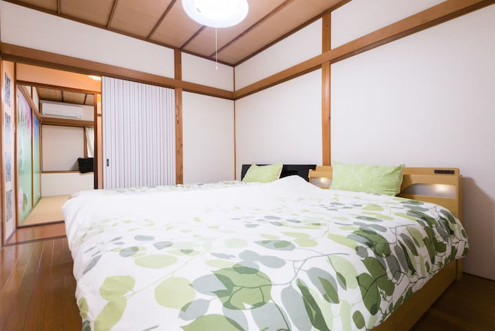 1 min.station. Convenient Fushimi-inari and Gion - Fushimi-ku Kyoto-shi - House