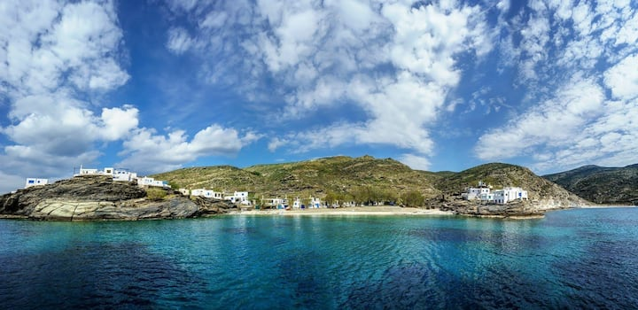 Little Paradise in Mali-Tinos-Greece
