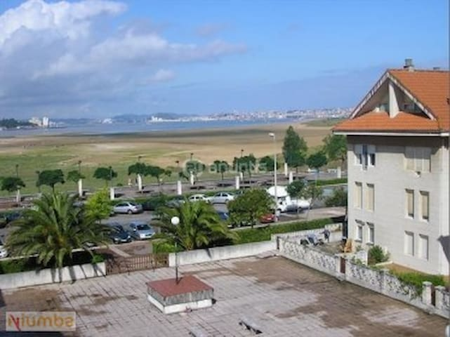 Apartment in Somo´s beach - Cantabria - Apartamento