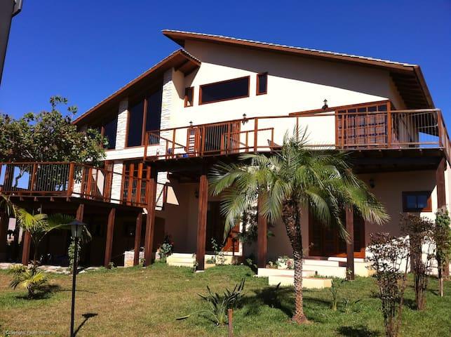 Casa do charme de Pirenópolis - casa diferenciada - Pirenópolis - Casa