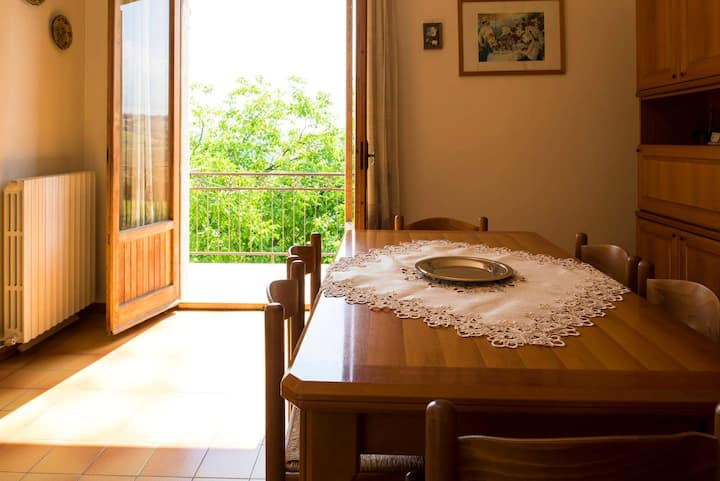 House with 5 bedrooms in Monte San Pietrangeli, with furnished garden and WiFi - 18 km from the beach