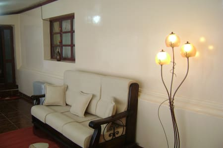Small apartment in a colonial city - Potosi