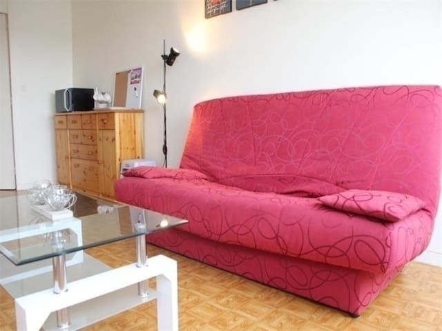 Appt Studio 4 couchages LA ROCHELLE