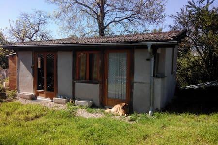 Une maison proposée avec joie et simplicité. - Dom