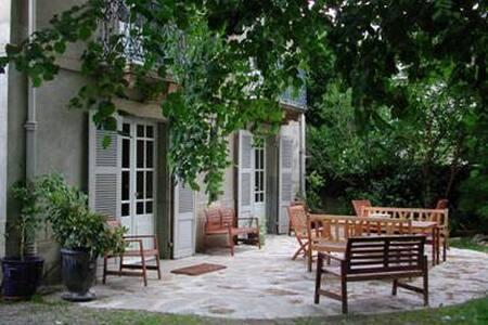 Chambre La Marquise de Montespan - Bagnères-de-Luchon