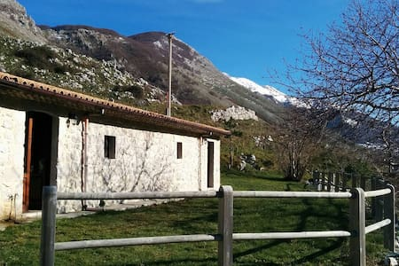 Country House San Biagio - Cuttora - Letino - Hytte