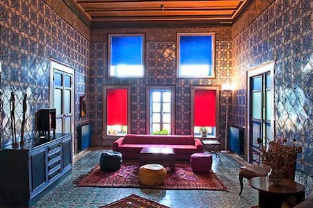 La Chambre bleue, Tunis' Medina - Tunis - Bed & Breakfast