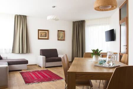 Bratislava Castle Hill Apartment - Bratysława - Apartament